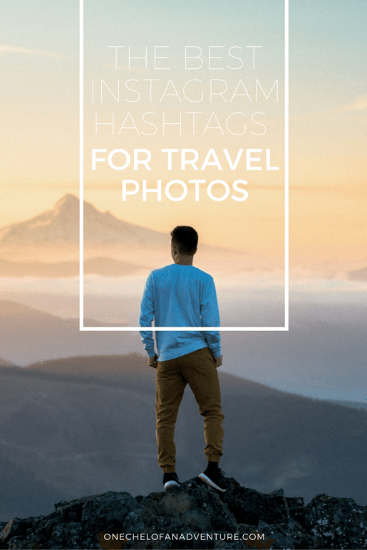 The Best Instagram Hashtags for Travel Photos