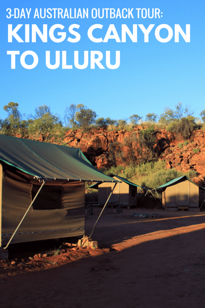 Uluru to Kings Canyon 3-day Tour Review