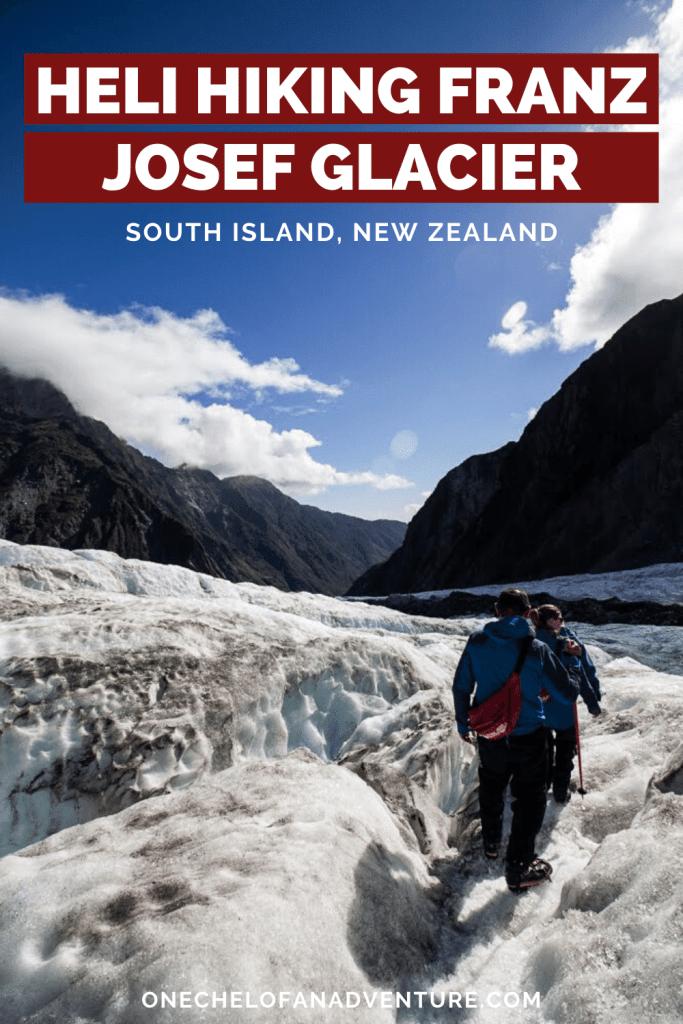 Heli Hike Tour Franz Josef Glacier