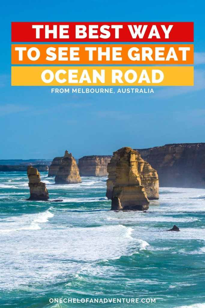 Great Ocean Road 1-day Tour from Melbourne