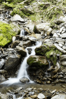 New Zealand Waterfall 3
