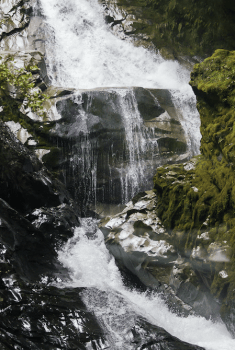 New Zealand Waterfall 5