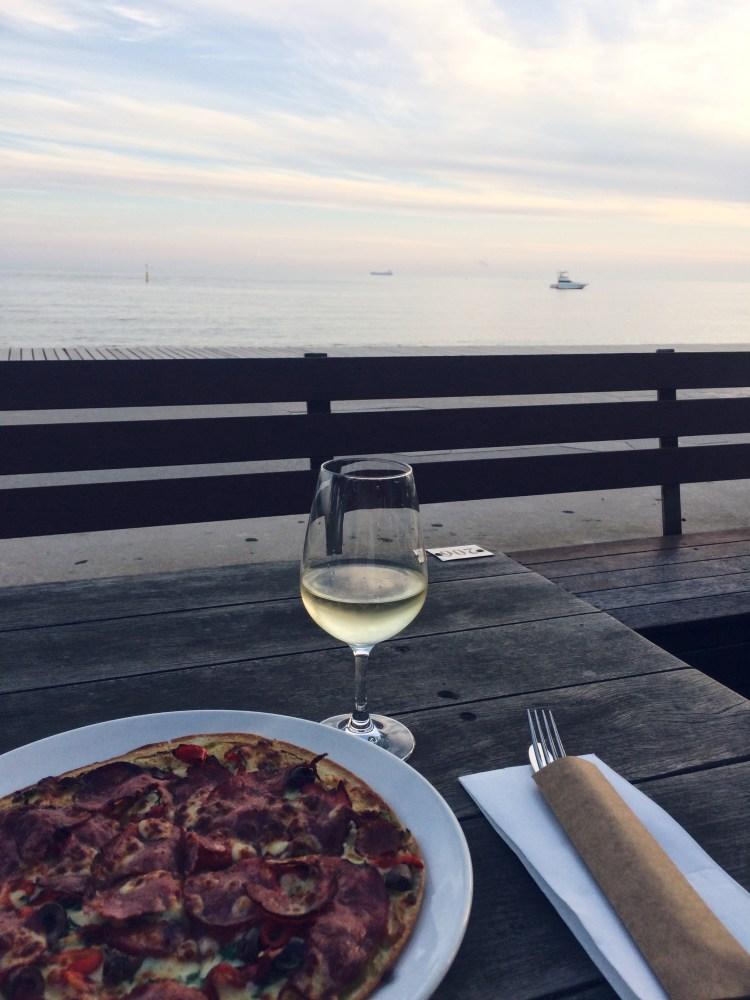 48 Hours in Melbourne: dinner at st kilda