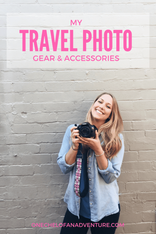 The Best Camera Gear for Travelers