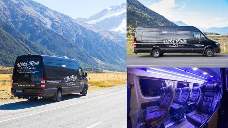 wild kiwi road trip bus