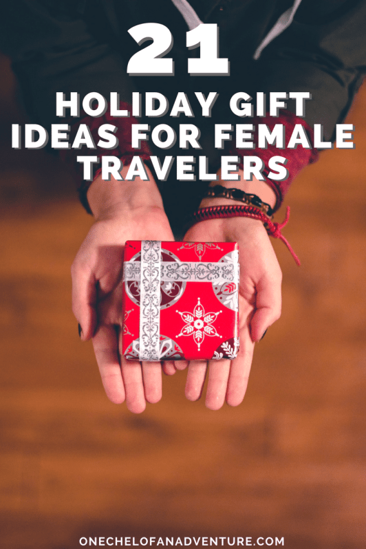 21 Gift Ideas for Female Travelers | Gift Guide for Women Who Love to Travel