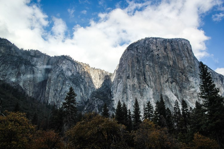 Photos from Yosemite Valley Drive