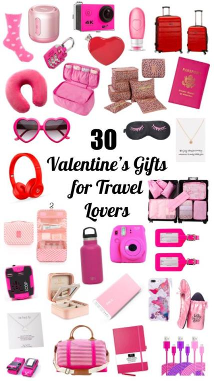 Valentine's Gifts for Travel Lovers