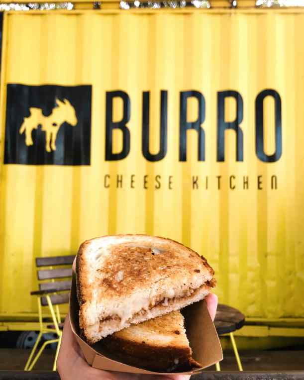 Best Grilled Cheese in Austin - Burro Cheese Kitchen