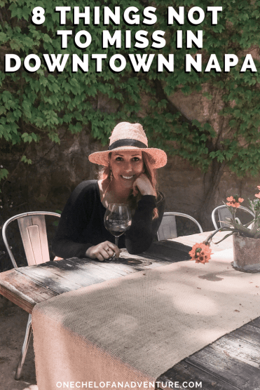 8 Things to do in Downtown Napa