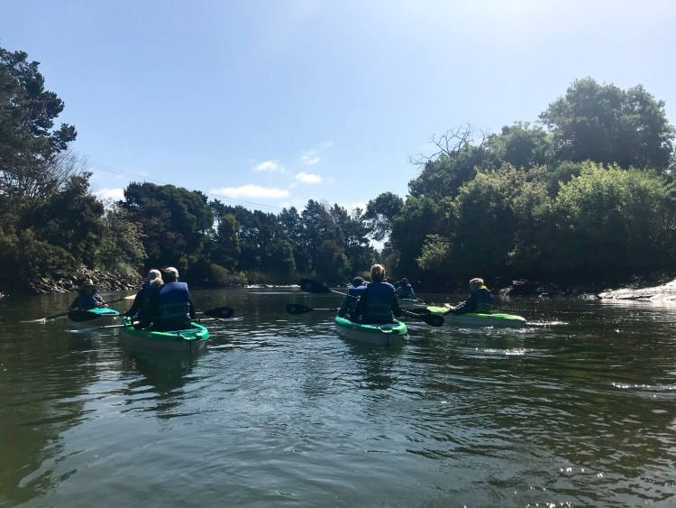 Napa Valley Paddle tour