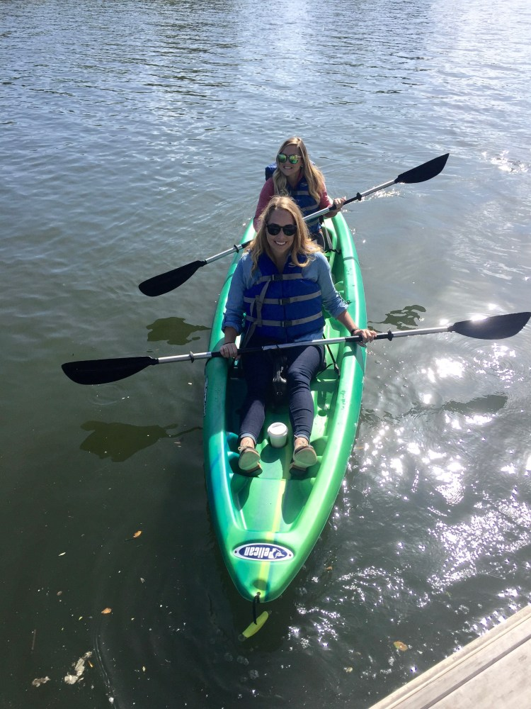 Napa River Kayaking tour