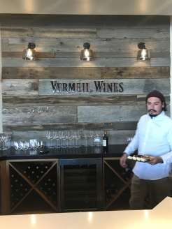 Things to do in Downtown Napa - Vermeil Wines 3