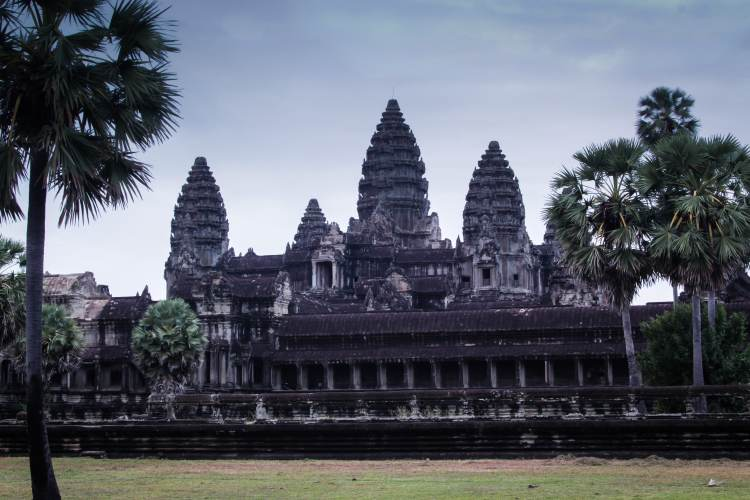 20 Photos From Angkor Wat, Cambodia