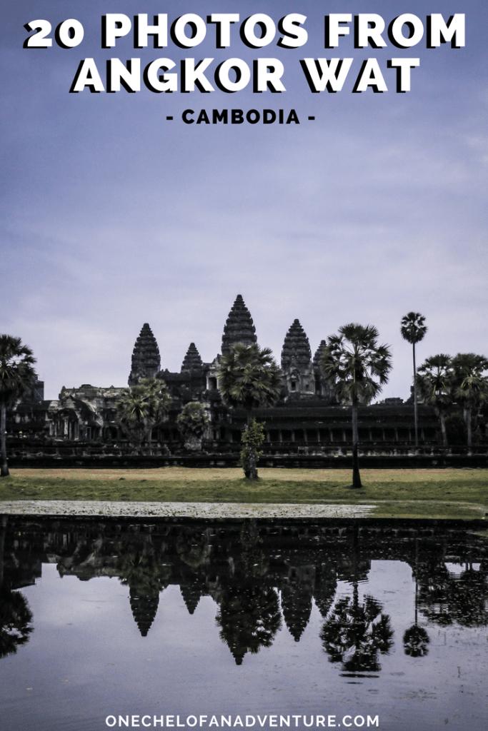 Photos from Angkor Wat