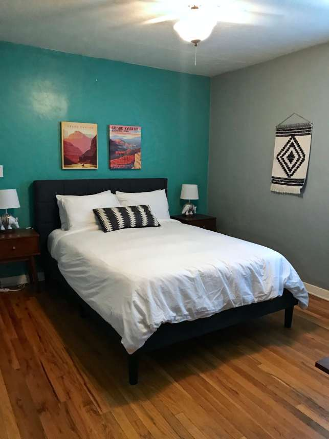 The Cutest Airbnb in Albuquerque: Casa Ocotillo by ABQ Casitas