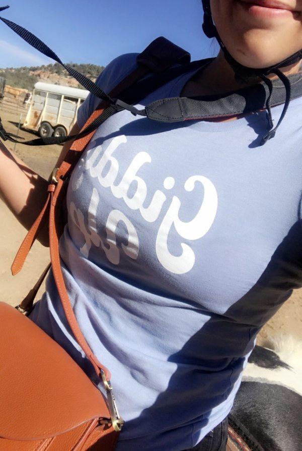 Zion Canyon Horseback Riding at Zion Mountain Ranch | Texas Humor Shirt