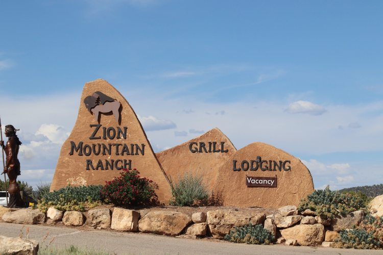 Zion Mountain Ranch: Where to Stay in Zion | Zion National Park, Utah