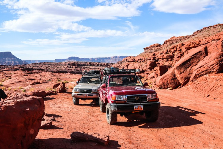 1-Day Tour of Canyonlands and Arches National Park-7582