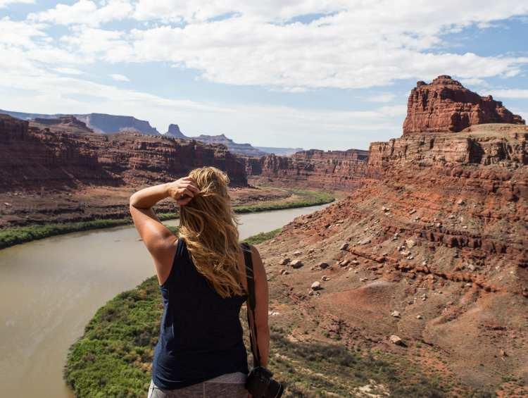 Visiting Canyonlands National Park in Utah