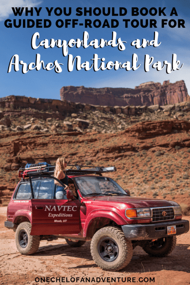 1-Day Tour of Canyonlands and Arches National Park | Utah National Parks | Moab, UT