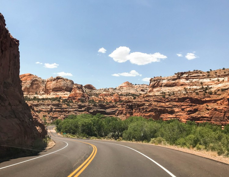 Scenic Byway 12 - Utah Road Trip-1059
