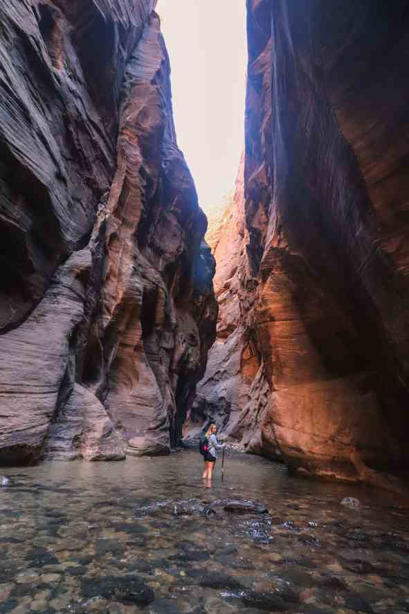 Hiking The Narrows - Zion National Park-7026