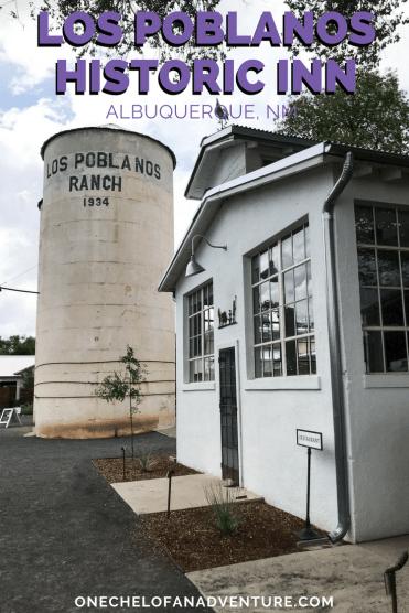 Where to Stay in Albuquerque, NM - Los Poblanos Historic Inn