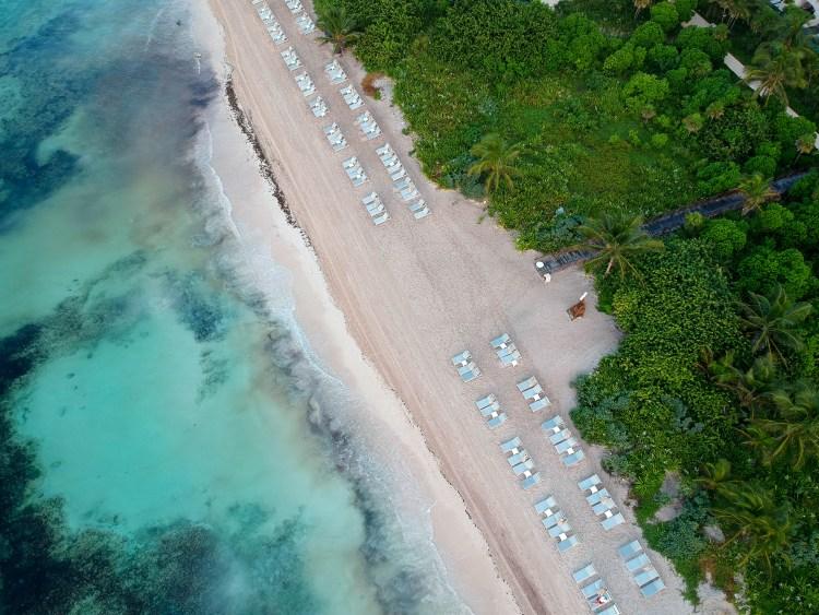 7 Reasons to Stay at UNICO 20º 87º Riviera Maya - areal shots