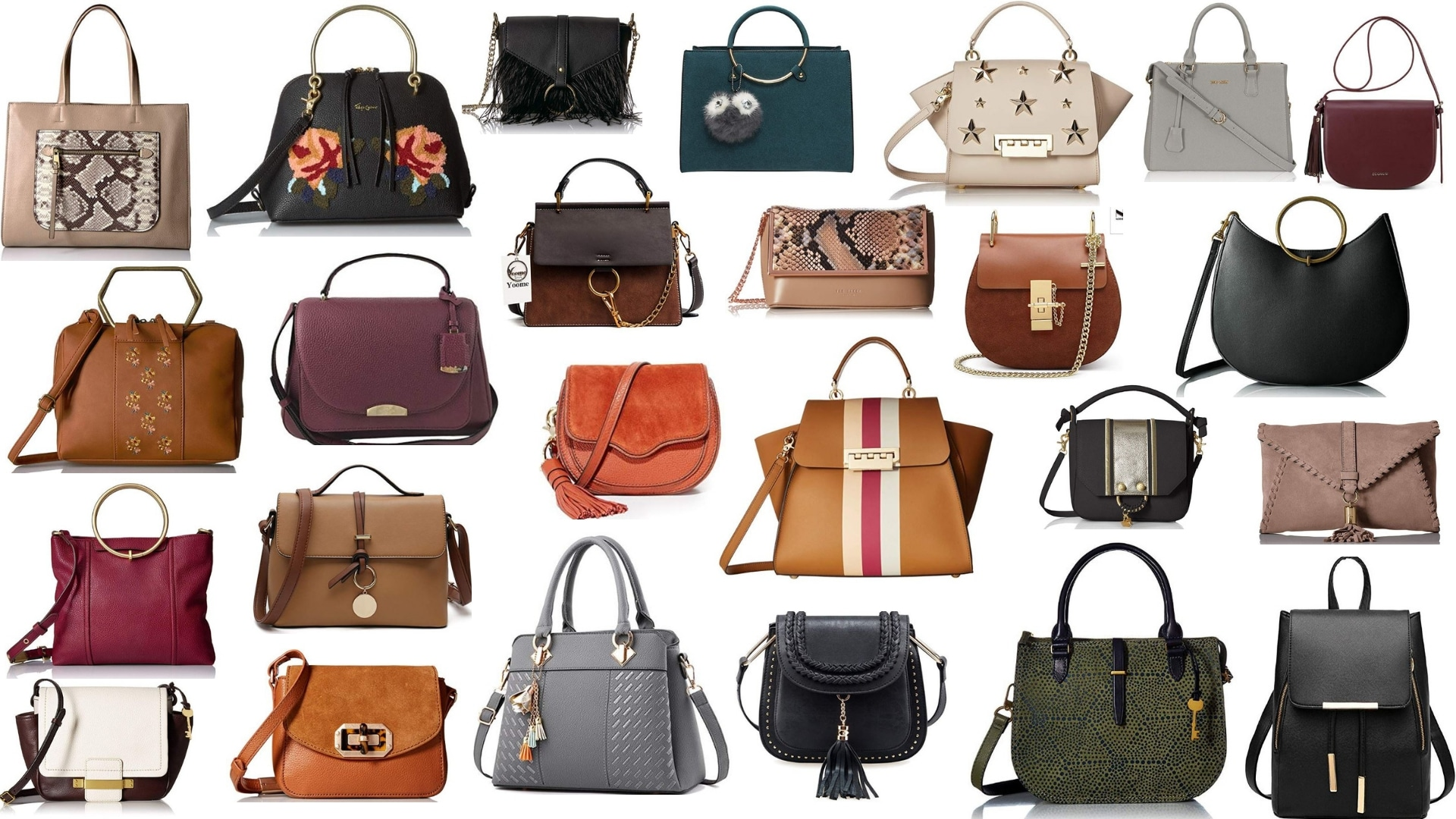 25 Must-Have Bags for Fall | Best Purses for Fall on Amazon Prime