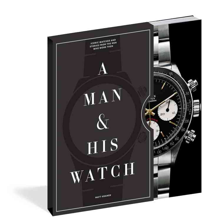 mens gifts A Man and His Watch: Iconic Watches and Stories from the Men Who Wore Them