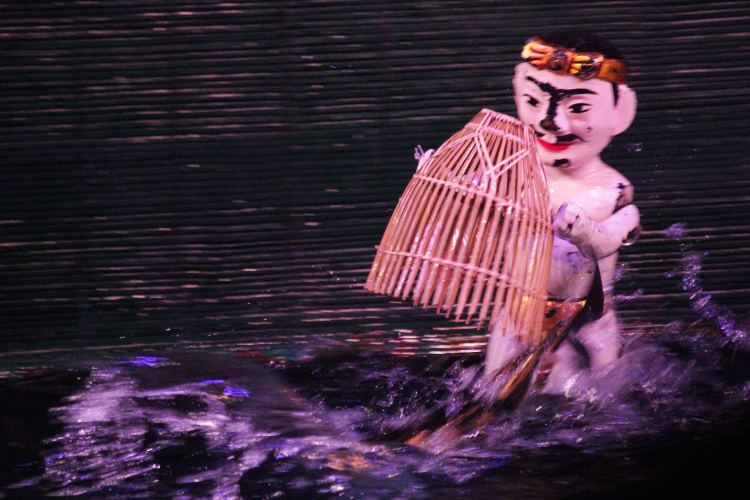 What to Expect When Visiting Hanoi, Vietnam - Thang Long Pupet Theatre