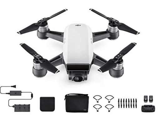 Mens gift guide - DJI Spark Fly More Combo