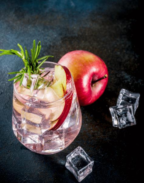 Whiskey Drinks For Winter - cascade Crisp