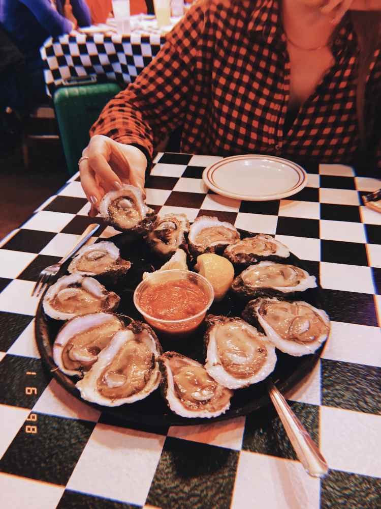 The Best 48 Hour New Orleans Itinerary - ACME Oysters