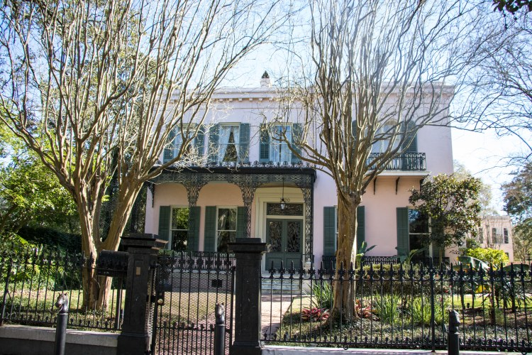 The Garden District: The Best 48 Hour New Orleans Itinerary: Ultimate Weekend Guide to NOLA