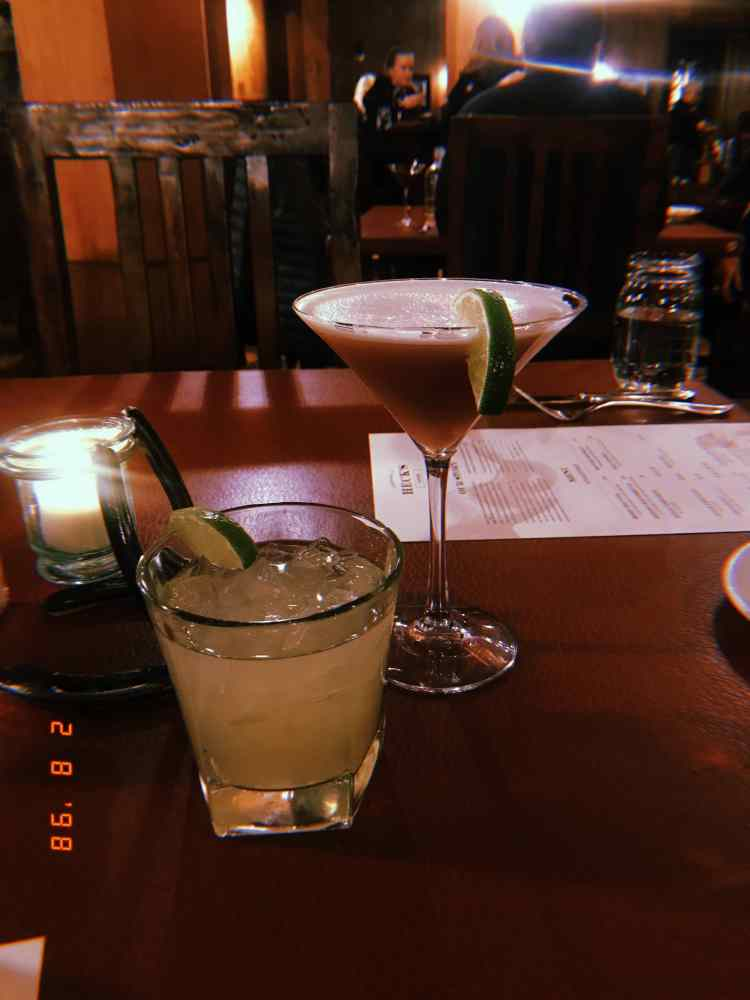 Devil's Thumb Ranch and Spa - Heck's Tavern Dinner Drinks