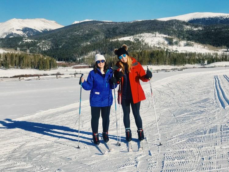 Visiting Devils Thumb Ranch - Cross Country Skiing