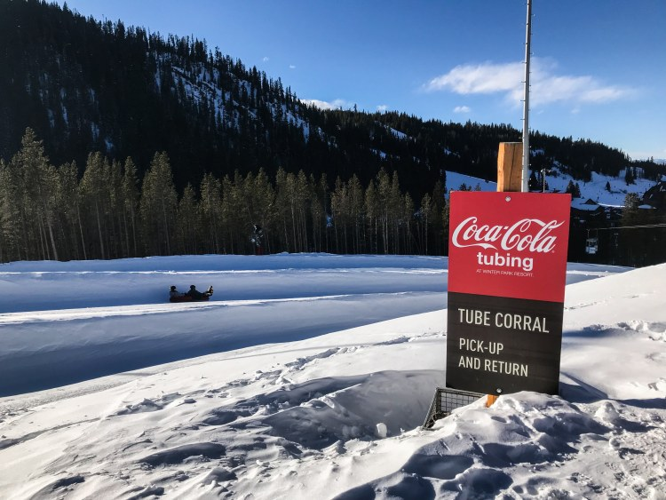 Everything You Need To Know About Visiting Winter Park Resort -- tubing