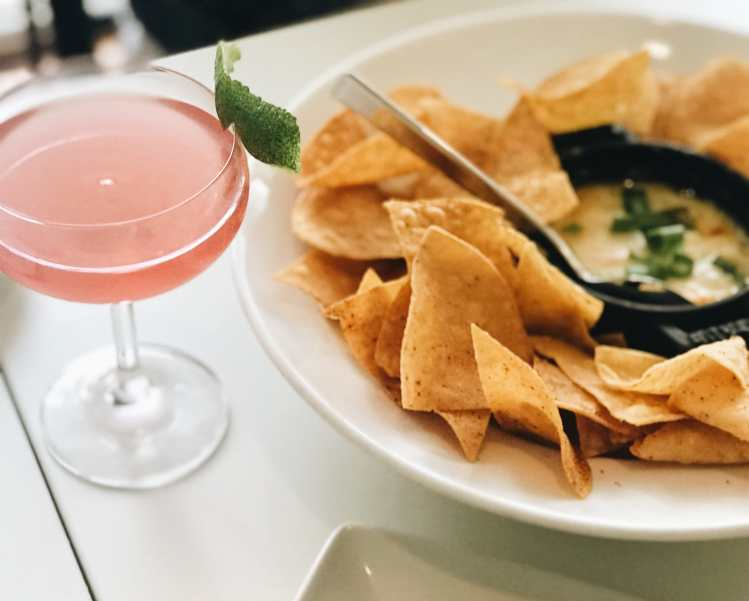 Stagecoach Inn Dinner - Cheese Dips