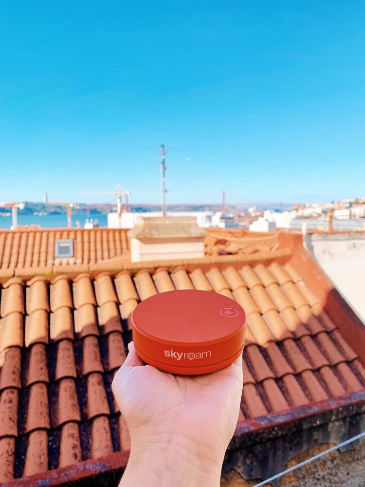 SkyRoam Get Wifi Anywhere You Travel - SkyRoam