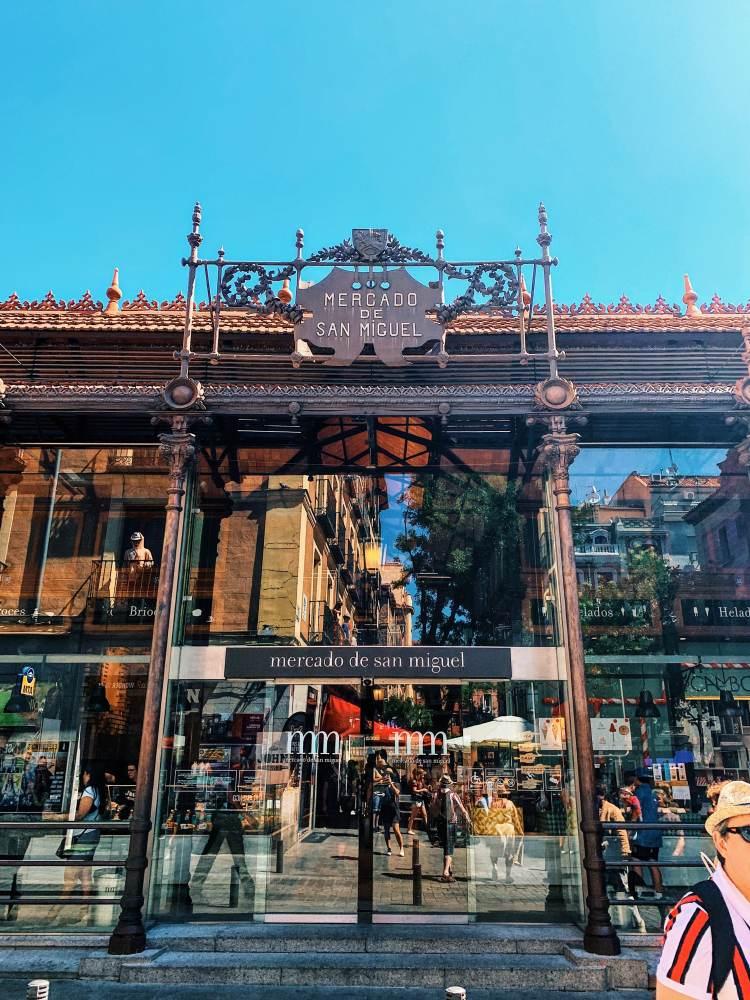 What to do in Madrid - Mercado de San Miguel