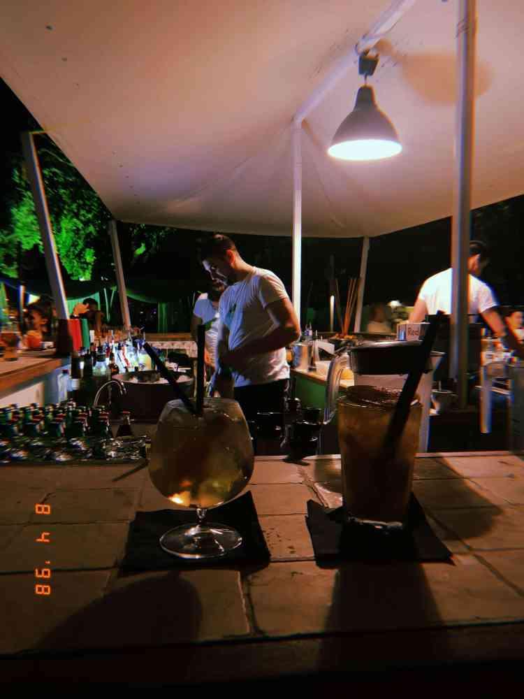 Zadar Old Town Bar: The Garden Lounge