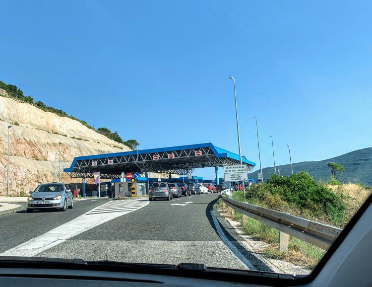 Neum, Bosnia and Herzegovina Border Crossing