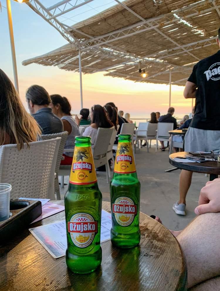 Buza Cliff Terrace Bar Dubrovnik