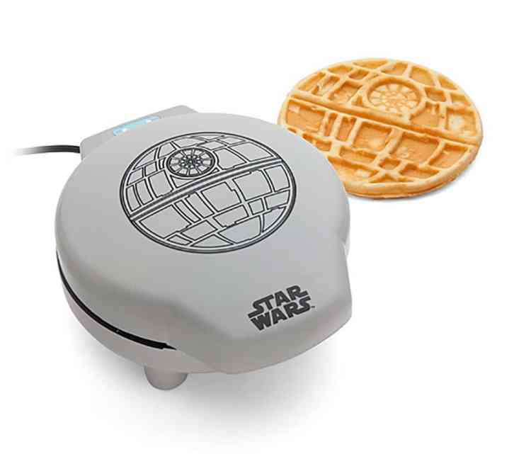 Unique Gift Ideas Under $50 - Novelty Waffle Maker