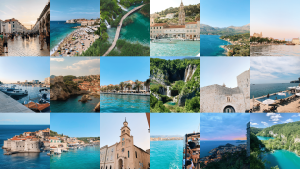Week Long Croatia Road Trip: Where to go and What to Do