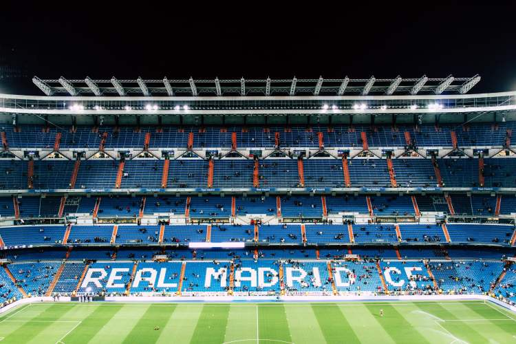 How to have an awesome Weekend in Madrid - see a Real Madrid game