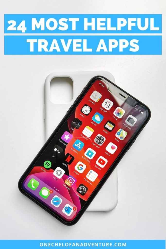 Helpful Travel Apps