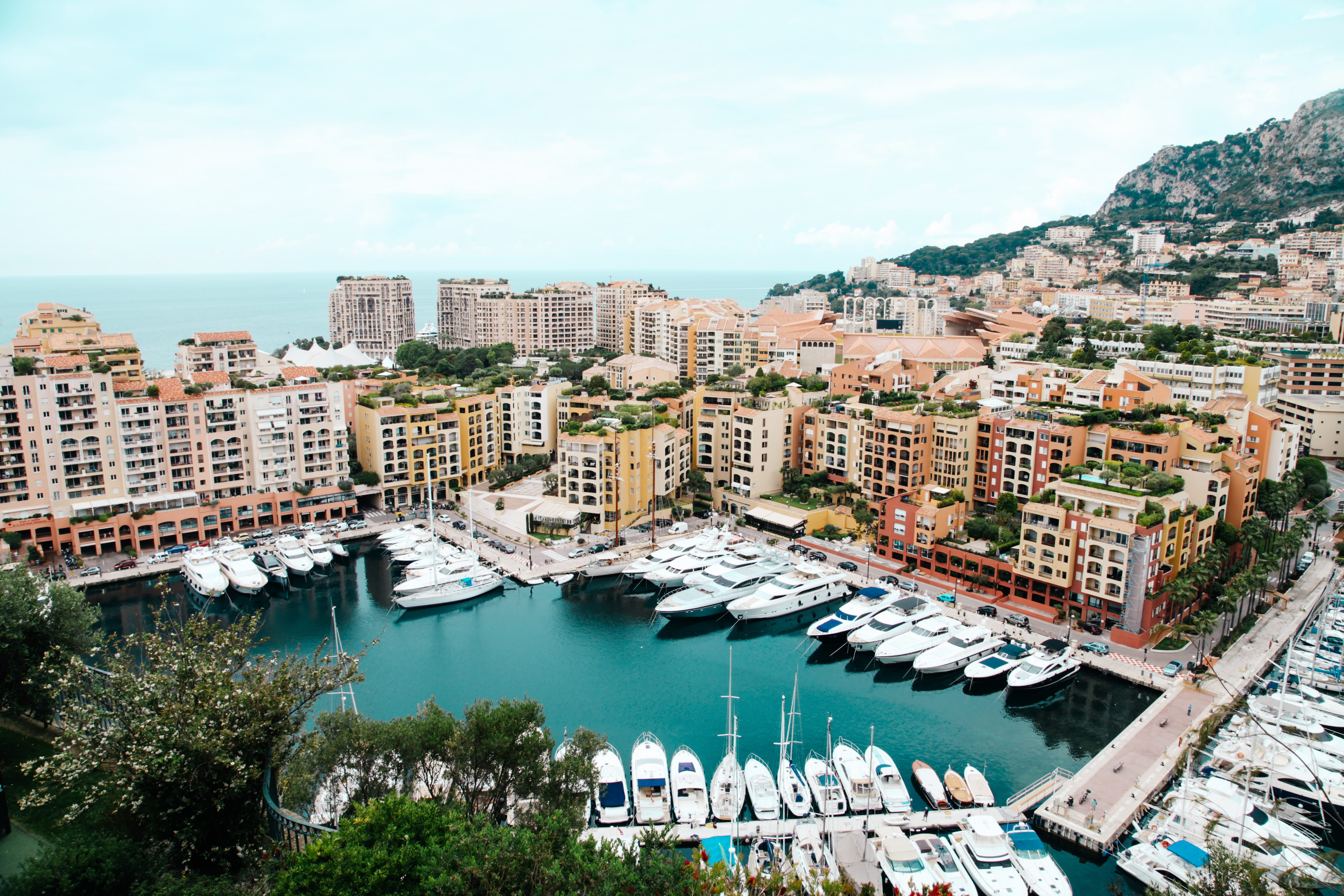 Best Monaco Travel Hashtags for Instagram